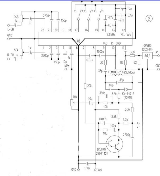Re:业余小小调频发射电路欣赏   Re:业余小小调频发射电路欣赏   Re:业余小小调频发射电路欣赏 这些图都不错,我对这个还是有点知道的。现实中很多的电路看起来都是很好的,但就是难以应用上能否有成品。  提供38KHZ晶振 38KHZ晶振如需求购者请先邮件与我联系  Re:业余小小调频发射电路欣赏   Re:业余小小调频发射电路欣赏 如有需用下列模块的用户,请与我联系。距离100米,频率70-100mc,任选。零售价格30元,加邮寄费。 电话:0533-8966986   Re:业余小小调频发射电
